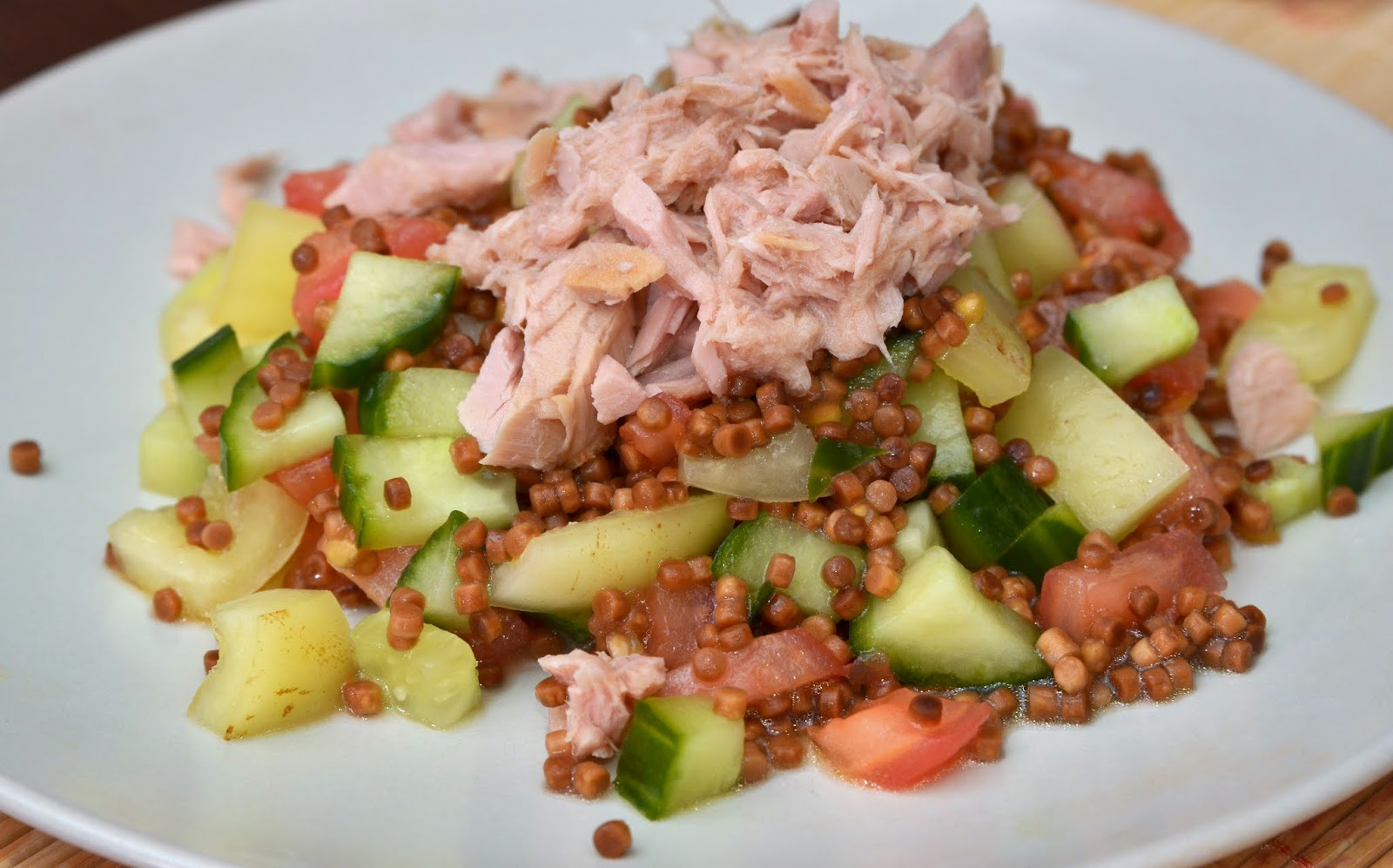 Кус-кус рецепты салаты