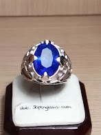 NATURAL ROYAL BLUE SAPPHIRE 9,91ct