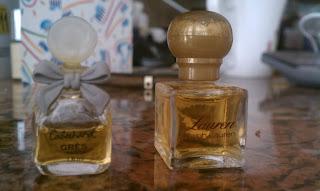 vintage cabochard gres parfum, vintage ralph lauren classic perfume