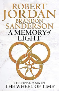 A Memory of Light The Wheel of Time Robert Jordan Brandon Sanderson