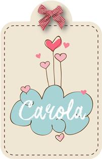 """CAROLA de """"Taller Creativo Carola Romero"""""""