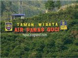 air panas guci