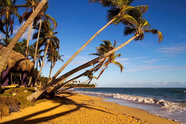 Plaża - Dominikana - Uvero Alto
