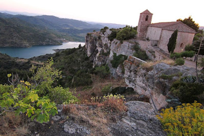Romanesque church of Siurana
