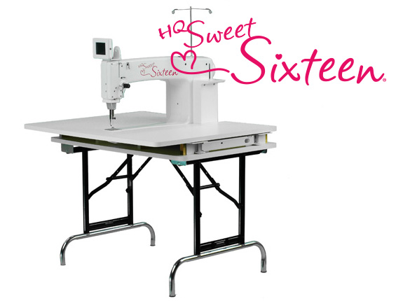 Sylvia's Stitches: Sit-down long-arm Quilting Machines : sweet sixteen long arm quilting machine - Adamdwight.com