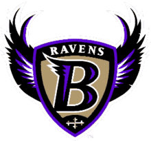 Baltimore Ravens Logo Centre