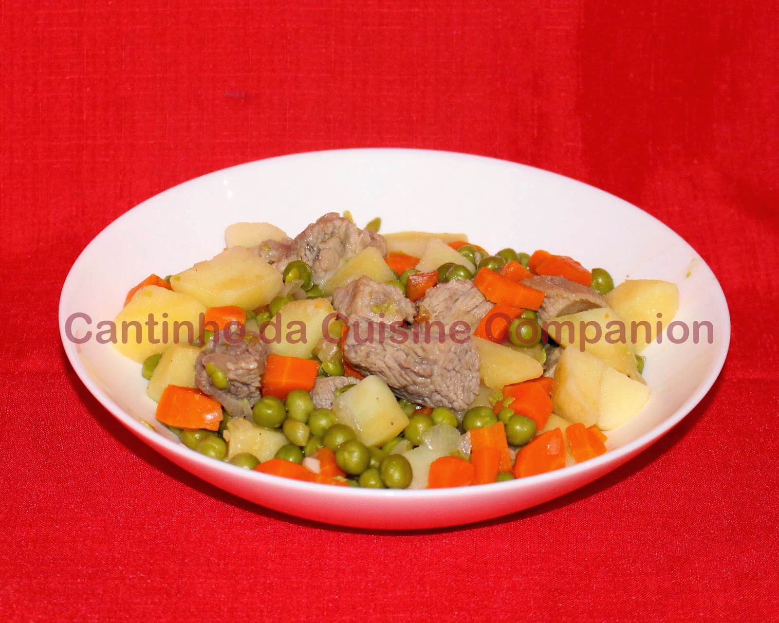 Cantinho da cuisine companion jardineira for Cuisine companion
