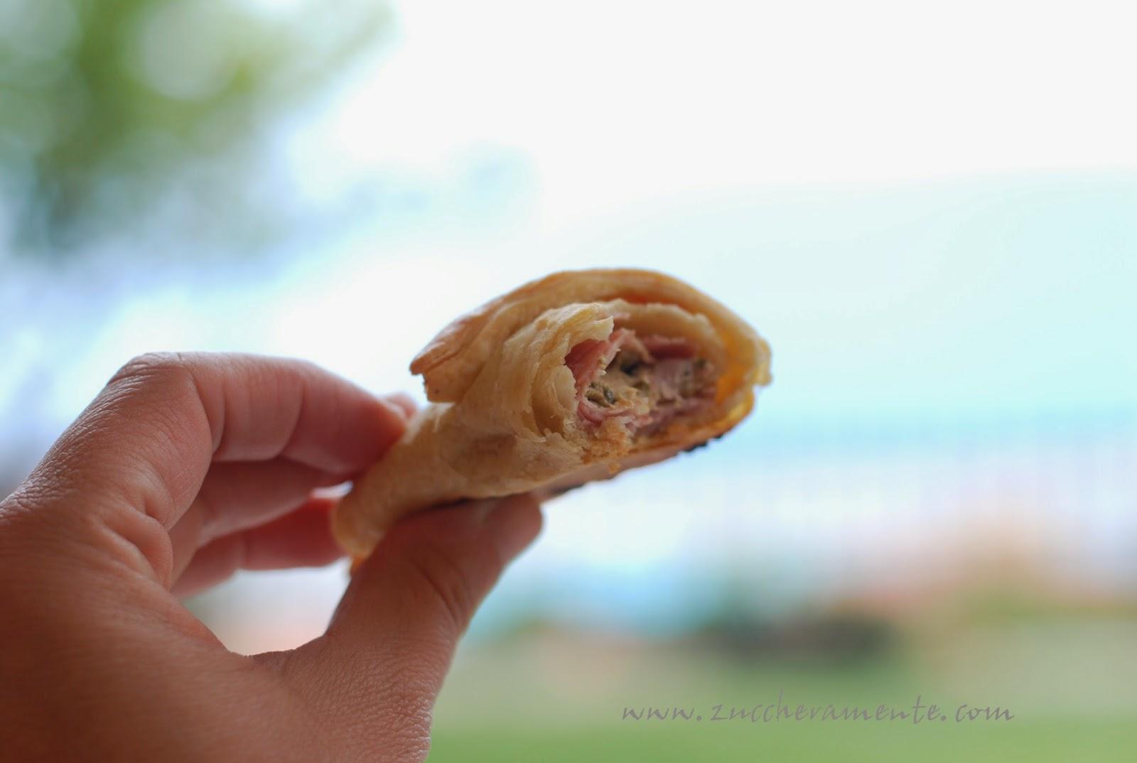 croissant salati: facili, veloci e buonissimi