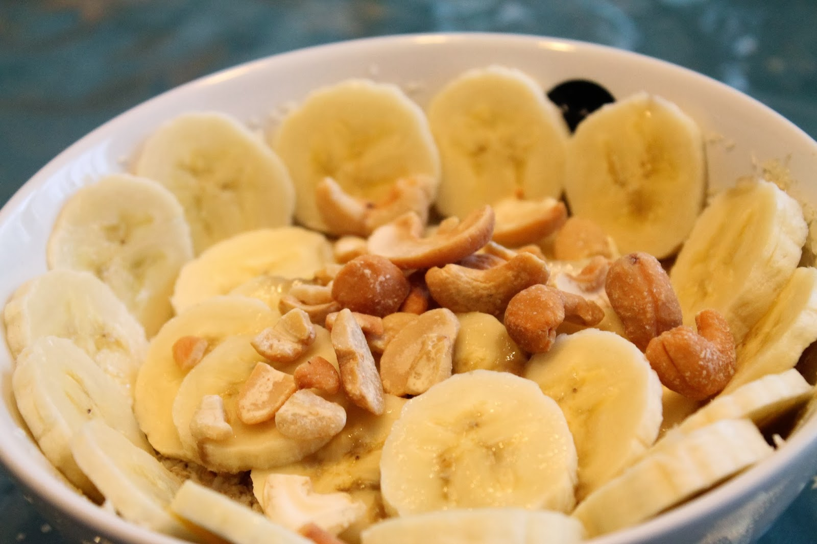over night oats recipe rezept healthy eating clean eating