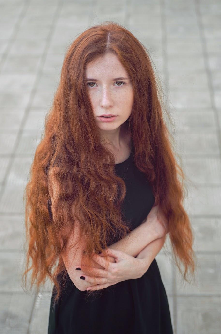 Даша. Портрет