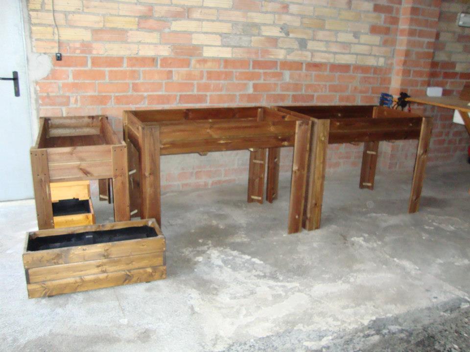 Jardineras de madera julio 2013 - Jardineras baratas online ...