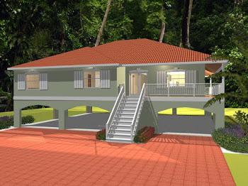 Heron Model Home