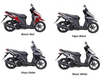 Foto Modifikasi Honda Vario Techno Pgm Cbs Air Flash