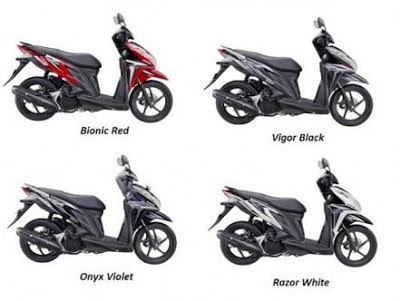 Foto-Foto Modifikasi Honda Vario Techno 125 PGM-FI CBS | Air Flash