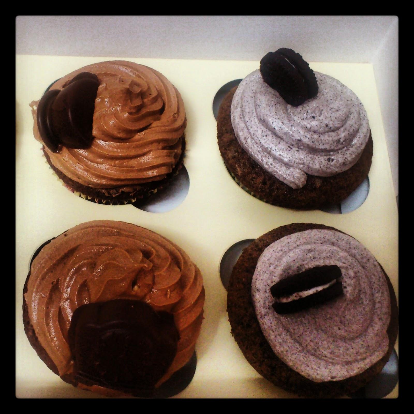 La cocina de leyre un nuevo post de cupcakes variados - Cocinas leyre ...