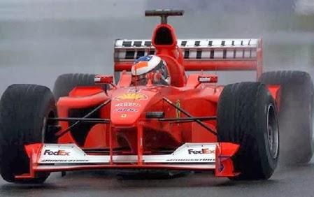 Formula 1 2000 Michael Schumacher/ Ferrari