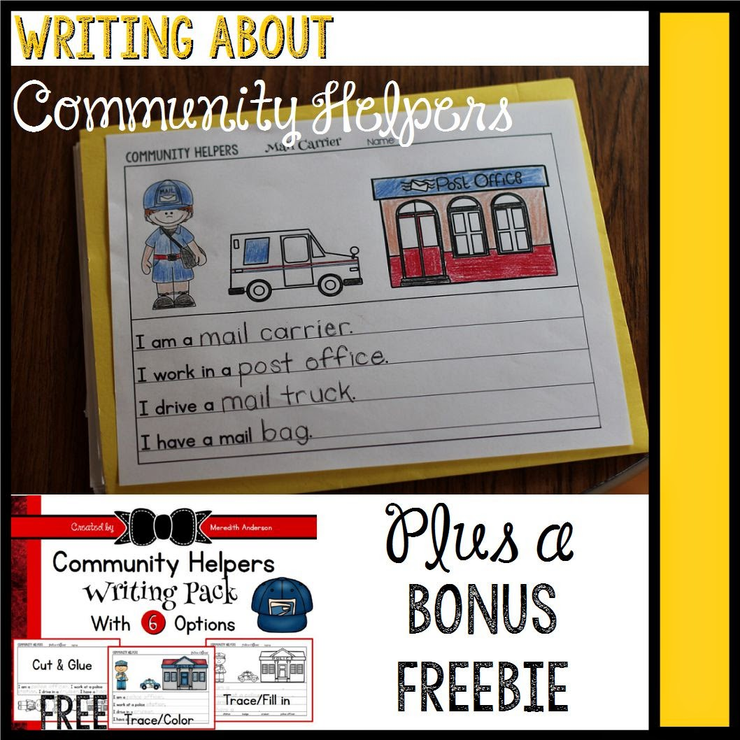 http://www.teacherspayteachers.com/Product/Community-Helpers-Writing-Pack-FREEBIE-6-Options-1458649