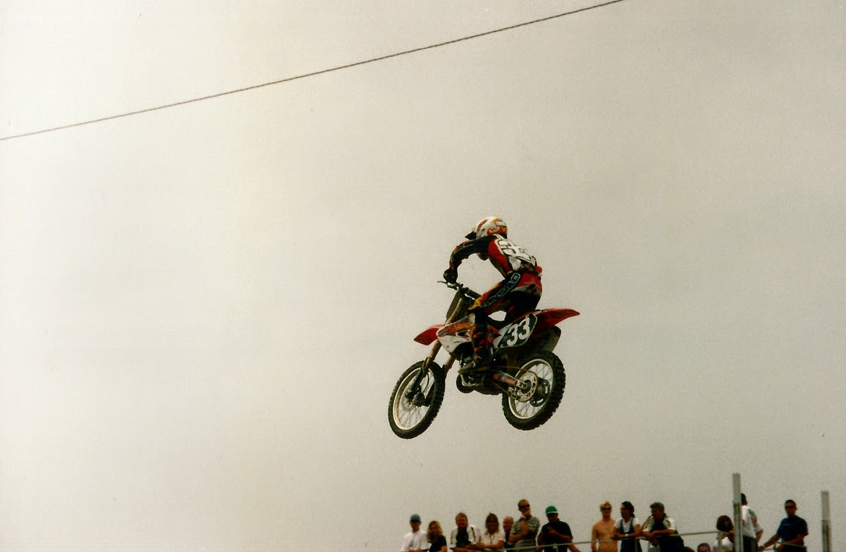 Casey Lytle High Point 1998