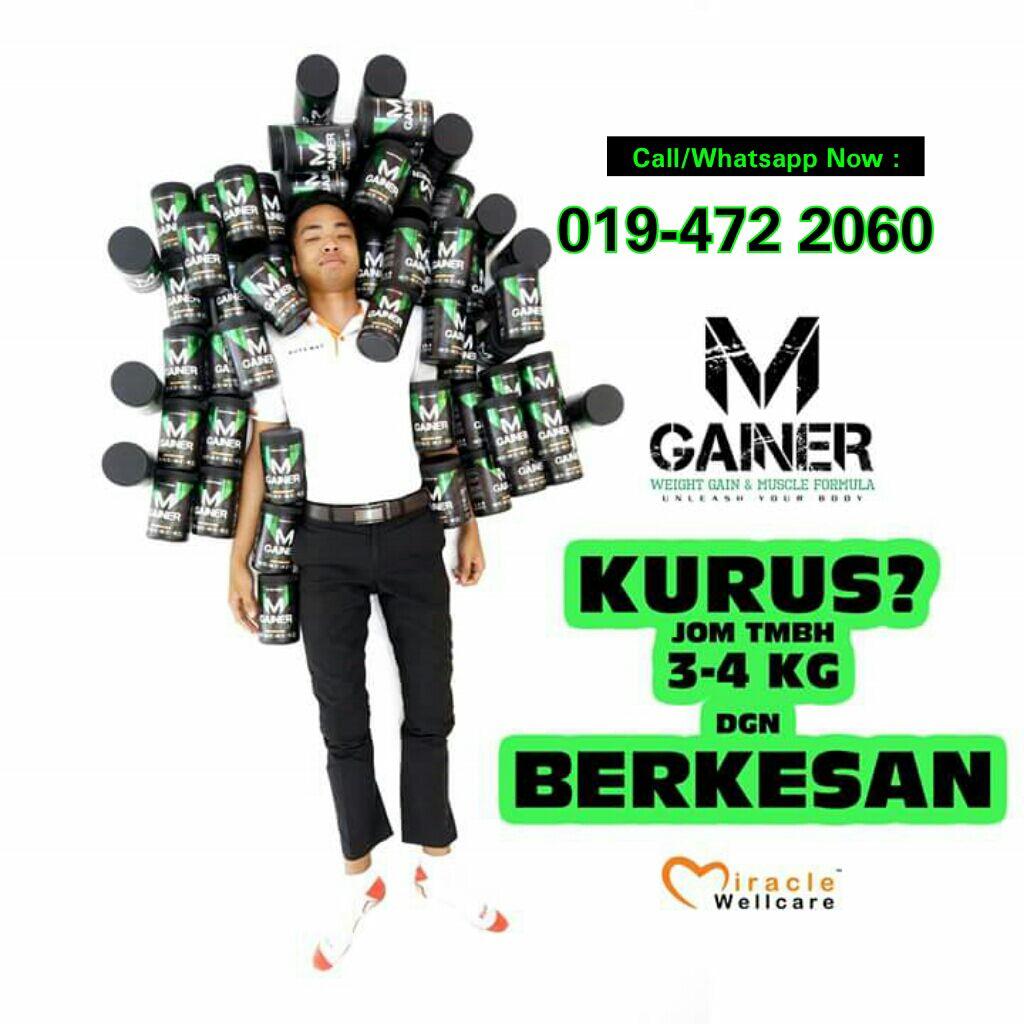 M-Gainer
