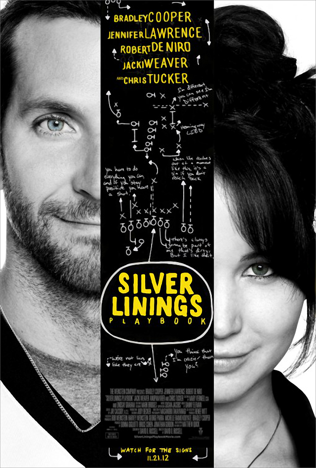 La película Silver Linings Playbook