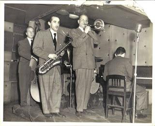 Charlie Ventura Jazz Gallery #2