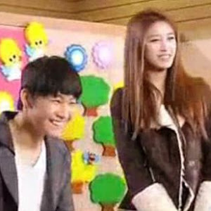 "[VIDEO] Behind the Scenes ""Together"" Jiyeon dan JB di Dream High 2"