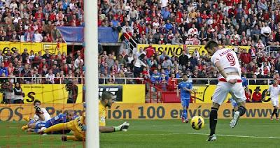 Negredo Sevilla FC