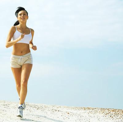Banyak manfaat yang Anda dapatkan berolahraga di pagi hari