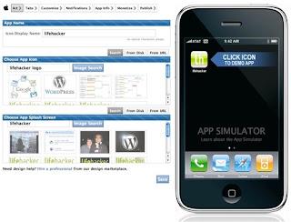 Comment créer gratuitement une application mobile iPhone