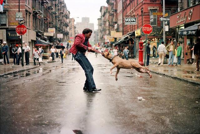 New York, 1980. / FOTO: Jamel Shabazz