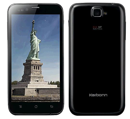 Karbonn Titanium S5 - Price, Features and Specifications