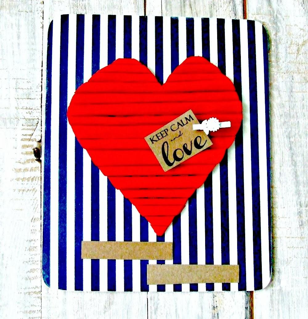 Walentynkowe DIY - zabawna dekoracja!  tutorial by Eco Manufaktura