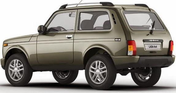 Lada 4x4 Urban, la evolución del Lada Niva