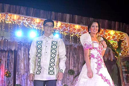 Abaca, A Fiber of Faith Cultural Fashion Show in Catanduanes Photo by Catanduanes Serbihan