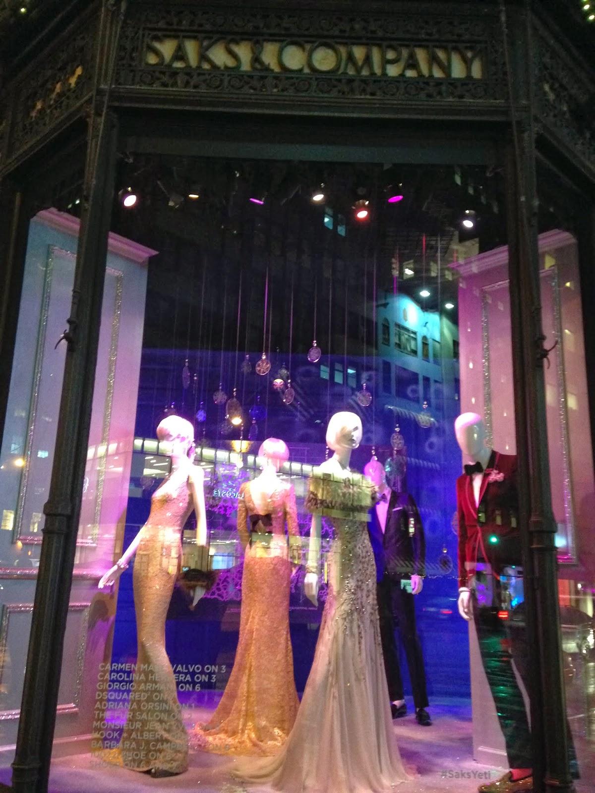 Hermosa Vestidos De Fiesta Saks Ideas Ornamento Elaboración ...