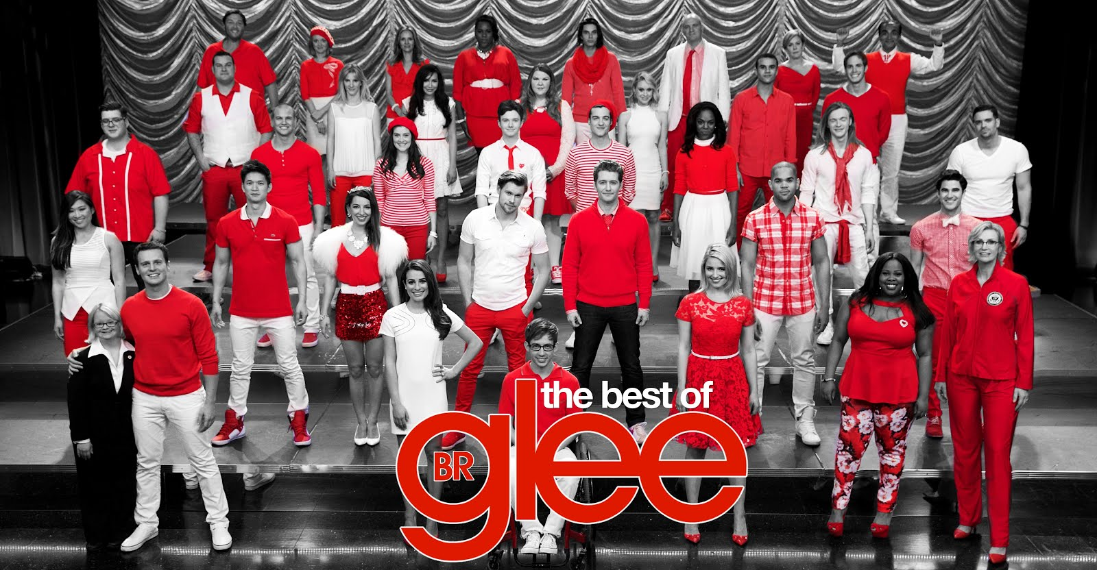 The Best of Glee BR
