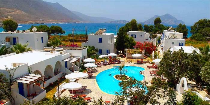 Come trovare alloggi economici nelle isole greche
