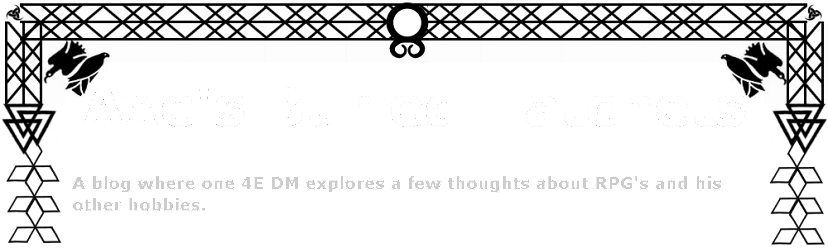 __Axe&#39;s Buried Hatchets