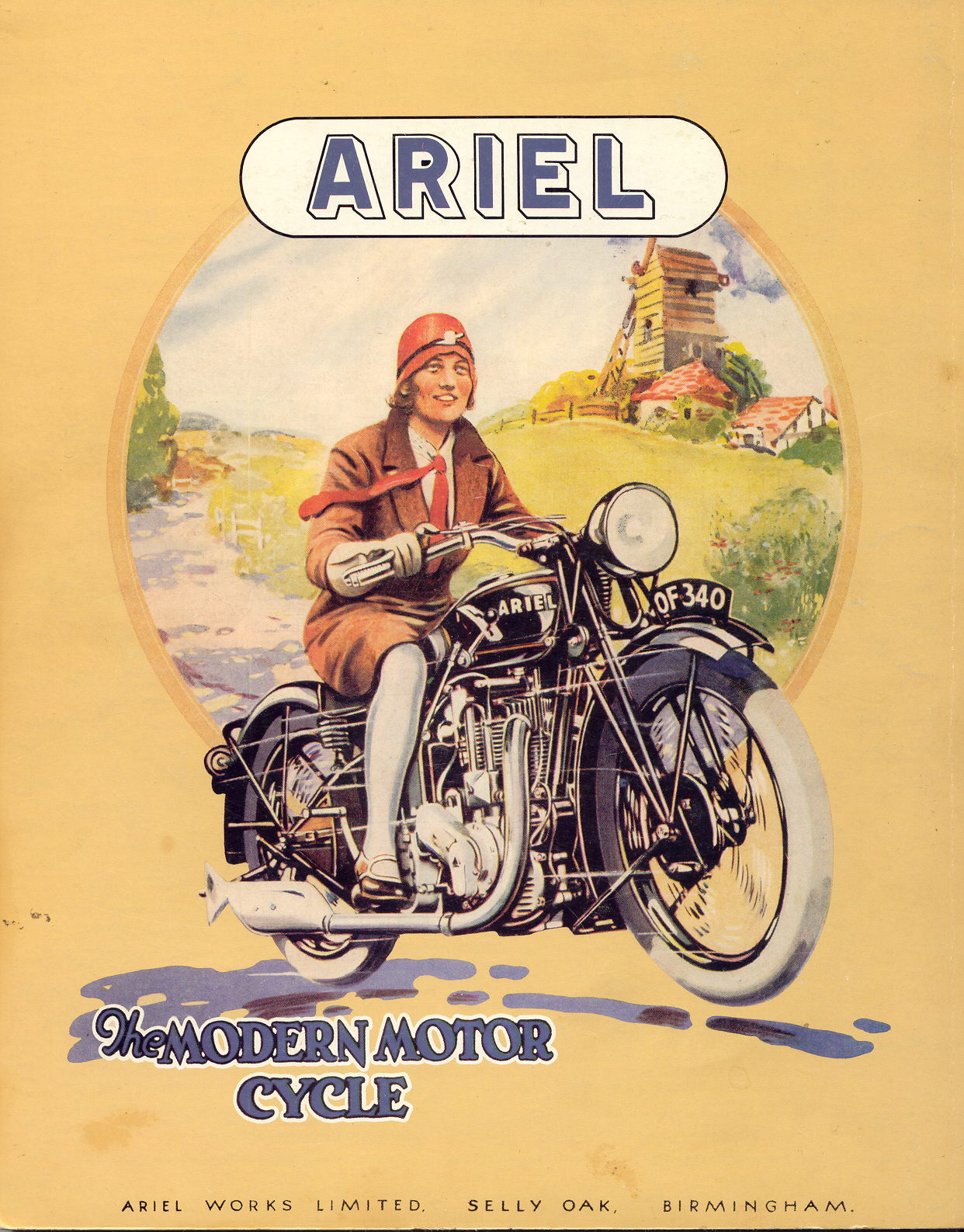Vintage Motorcycle Magazine 119