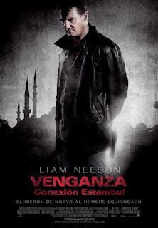 Venganza: Conexion Estambul (Venganza 2) Poster