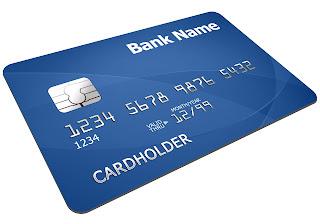 PSD Kredi kart� �ablonu