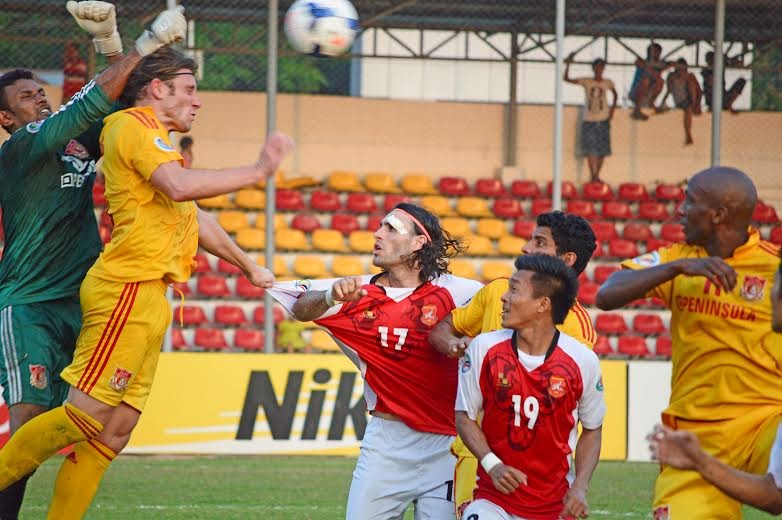 Nay Pyi Taw vs Pune FC, AFC Cup
