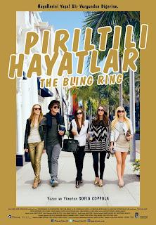 Pırıltılı Hayatlar - The Bling Ring 2013 filmi türkçe dublaj tek part 1080p full hd direk izle