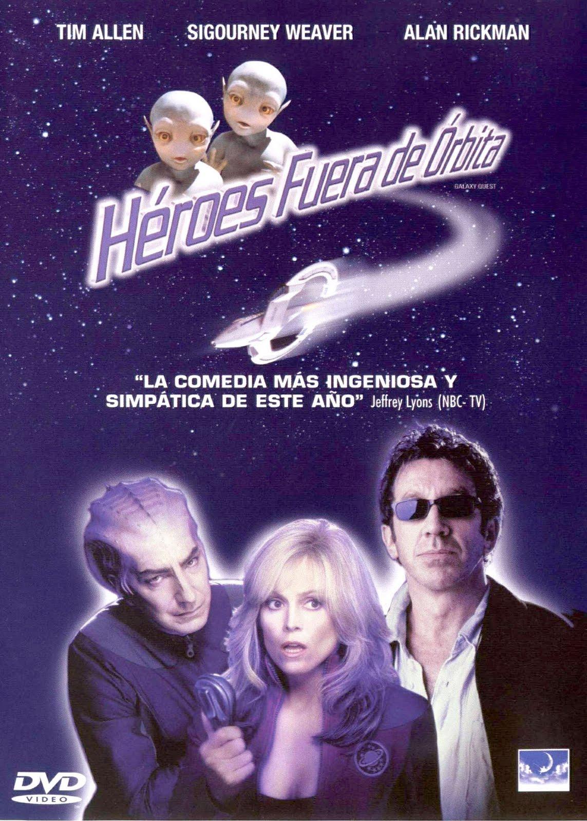 H roes fuera de rbita 1999 for Fuera de orbita
