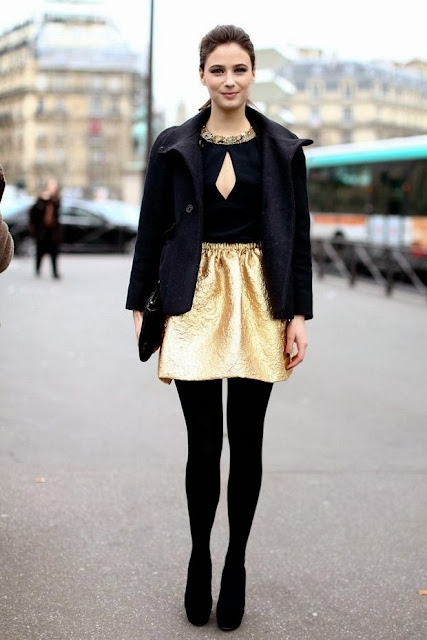 Street style gold 05