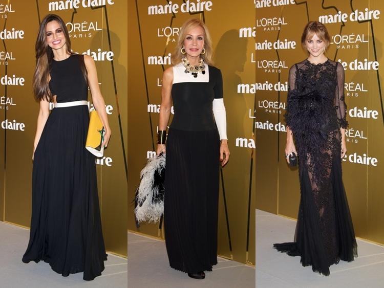 Sneak peak lo mejor y peor de los prix marie claire 2012 for Ariadne artiles medidas
