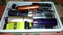 MY LIPSTICK COLLECTION :)