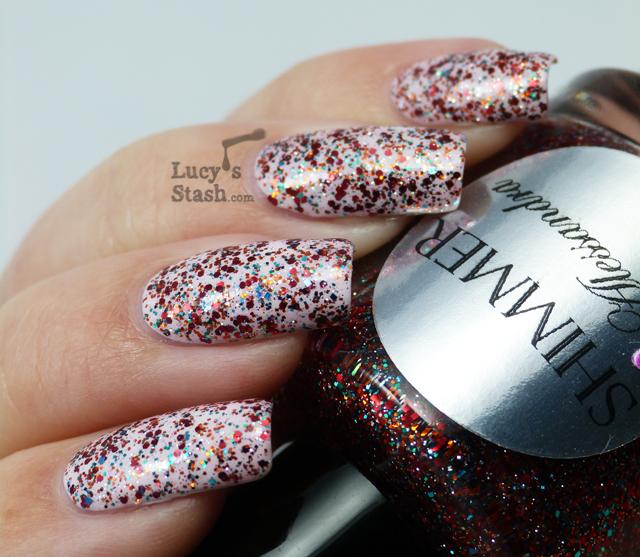 Lucy's Stash - Shimmer Polish Alessandra