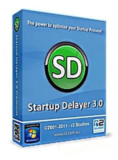 Startup Delayer Standard 3.0 Build 357 للدخول الى الويندوز باقصى سرعة Startup+Delayer+3.0.315