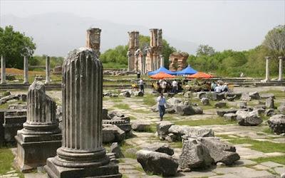 Αρχαιολογικός χώρος Φιλίππων: Αξιολόγηση για μια θέση στα μνημεία της Unesco